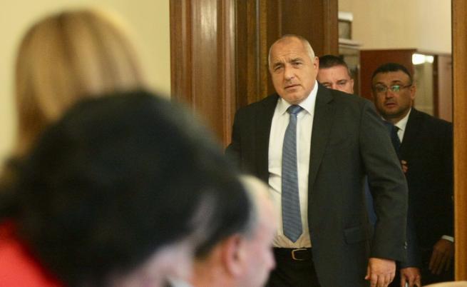 Борисов за новия ресор: Опитът учи да говориш, когато всичко е договорено