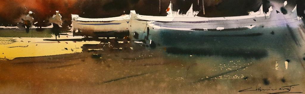 <p>&quot;Испански лодки&quot; от Евгений Кисничан, Молдова</p>
