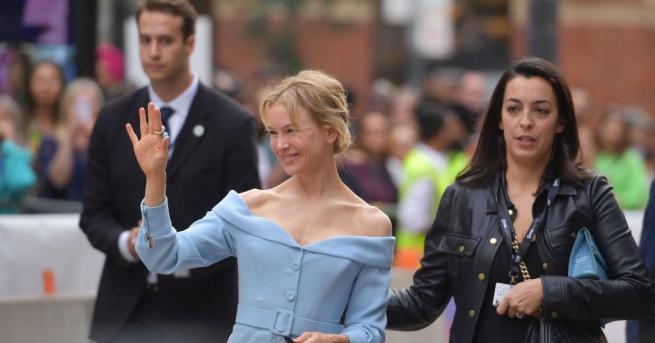 Актрисата Рене Зелуегър сподели, че се е почувствала отговорна да