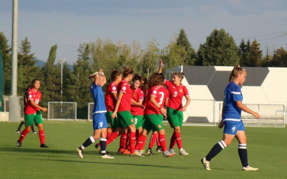 Българският национален отбор по футбол за девойки до 19 години