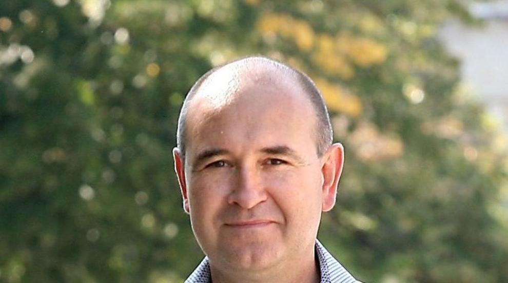 Кметът на Ямбол Георги Славов ще участва в местните избори като независим...