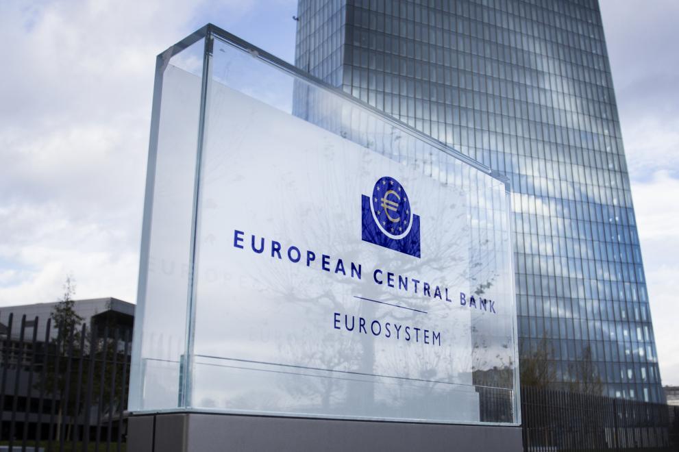 Според Драги вероятността от рецесия в еврозоната е малка, но напоследък се е увеличила.