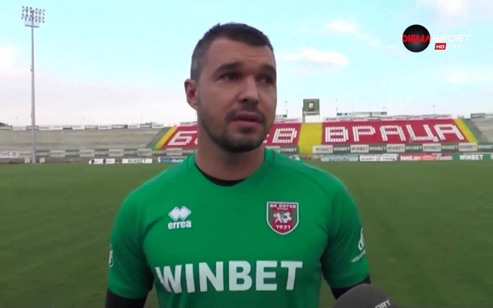 Валери Божинов заяви, че врачаните са правили молитви за завръщането