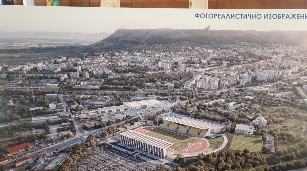 Правителството дава 3 милиона лева за стадиона в Шумен