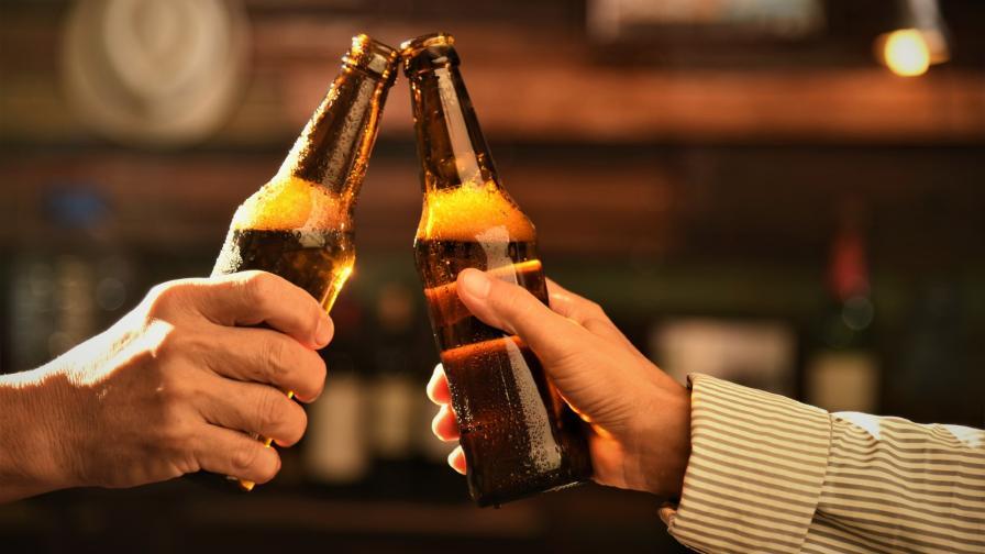 бира бутилки