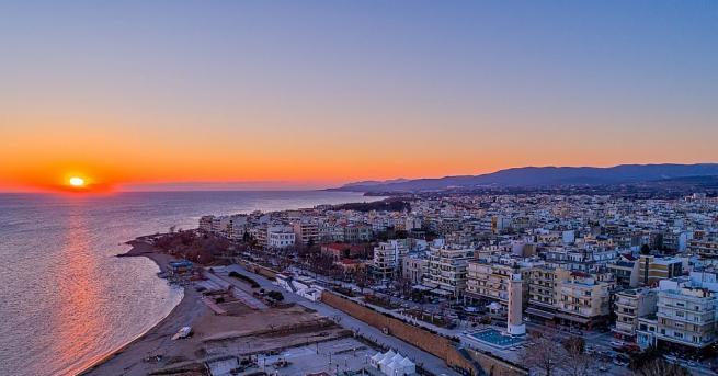 САЩ смятат за стратегически важно пристанището на Александруполис в северна