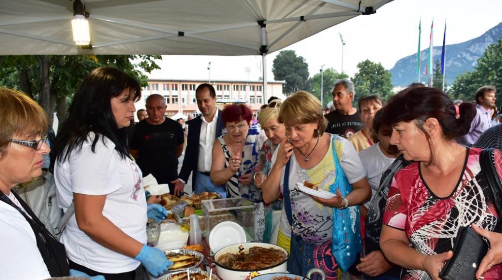 Стотици жители и гости присъстваха на откриването на Врачанския есенен...
