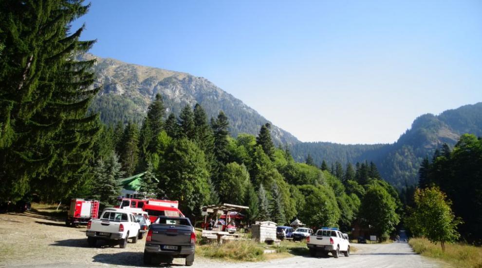 18 пожара в областта през уикенда. Изгасиха този в Рила планина