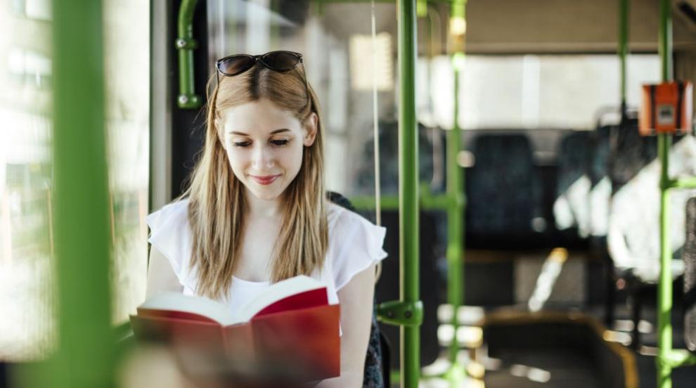 Безплатен абонамент за библиотека срещу карта за транспорт