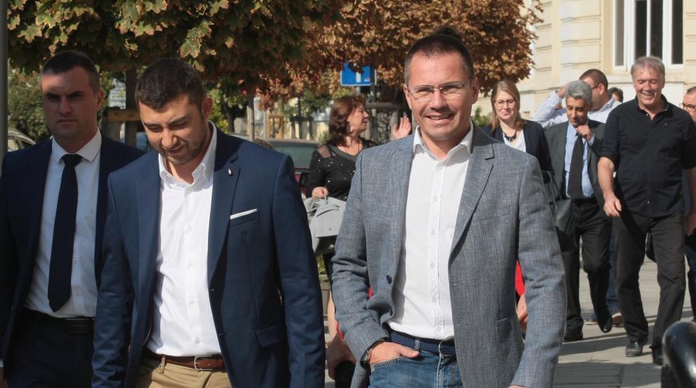 ВМРО се регистрира в ОИК-София за местните избори