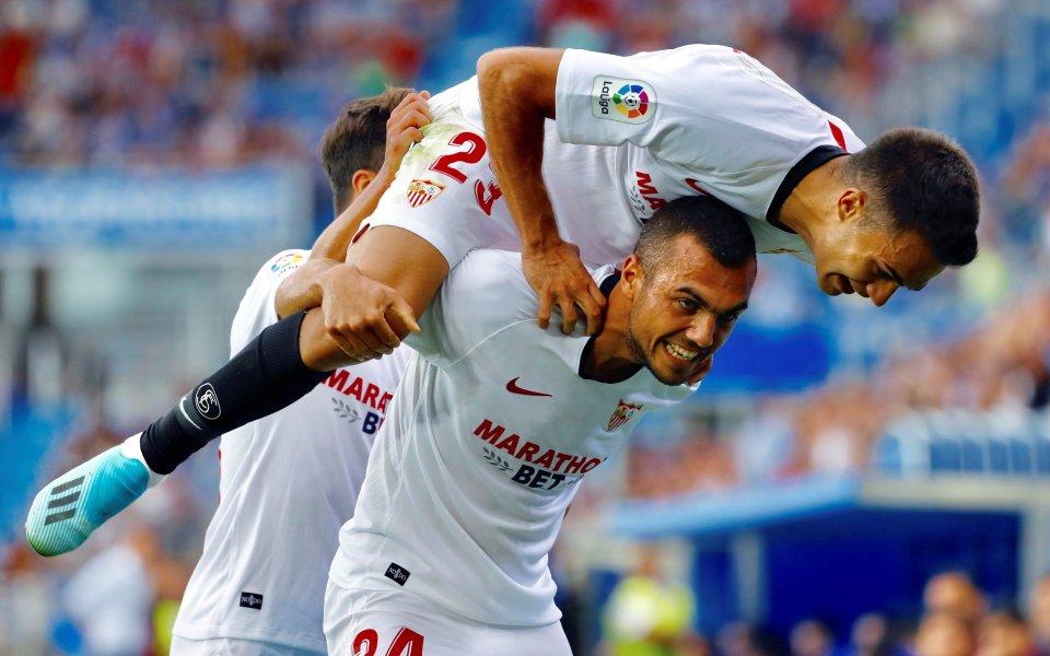 Севиля победи с 1:0 при гостуването на Алавес в двубой