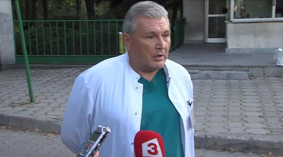 """Болница """"Лозенец"""": Караянчева прекара спокойно нощта след операцията"""
