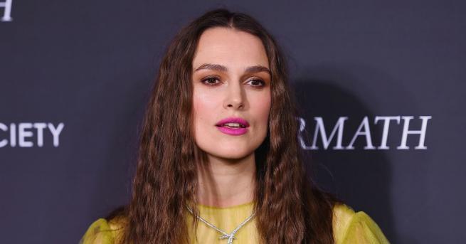Актрисата Кийра Найтли е родила второто си дете от съпруга