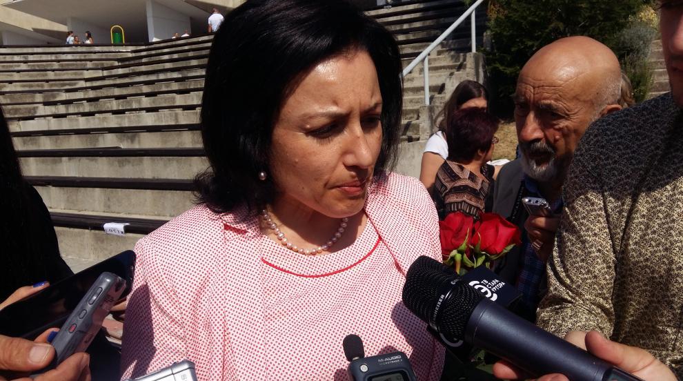 Танева: Освобождаването на шефа на БАБХ е началото на промените