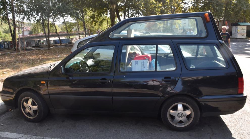 Дарение специализиран автомобил получиха домовете за възрастни в Ловеч