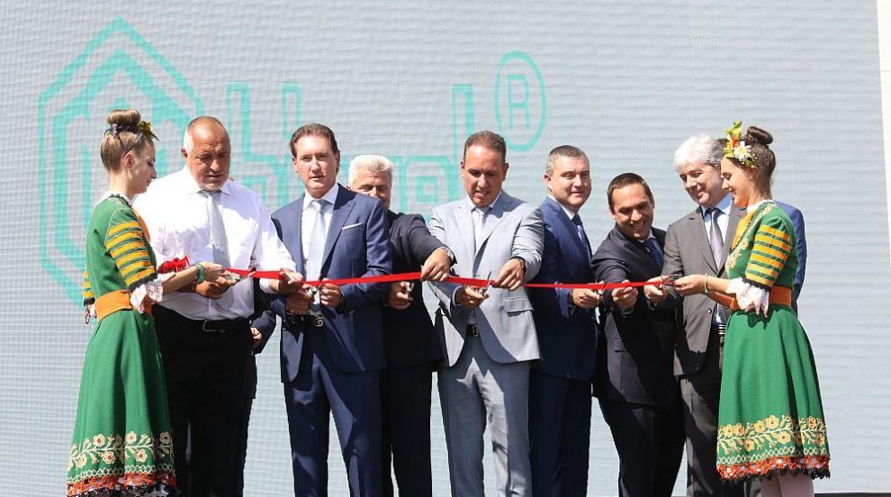 Новият завод на Домусчиеви ще дава работа на над 200 квалифицирани...