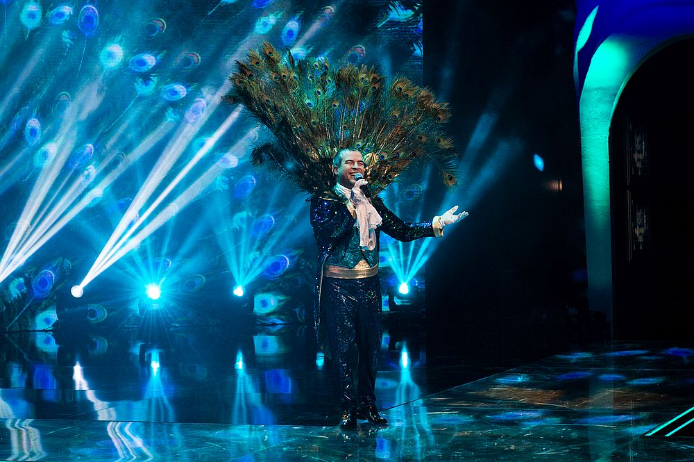 """Иван Звездев е първата знаменитост разкрита в """"Маскираният певец"""". <h1 class="""