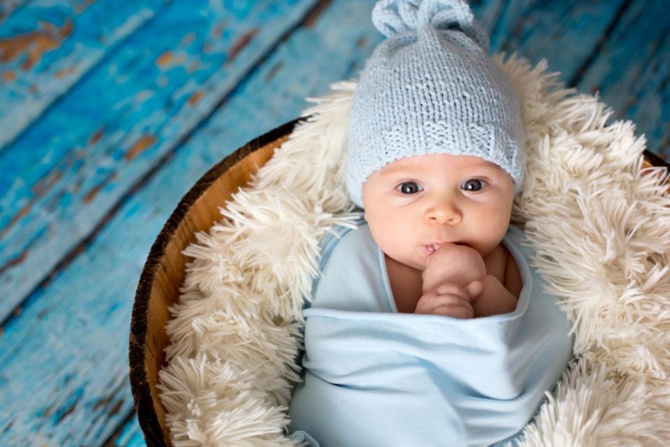 бебе дете момче