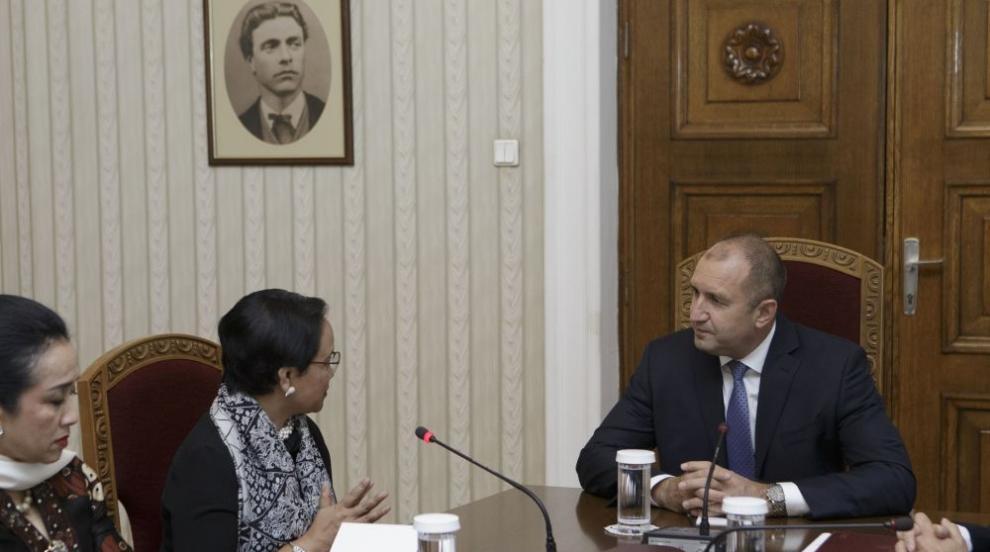 България и Индонезия разширяват двустранния обмен