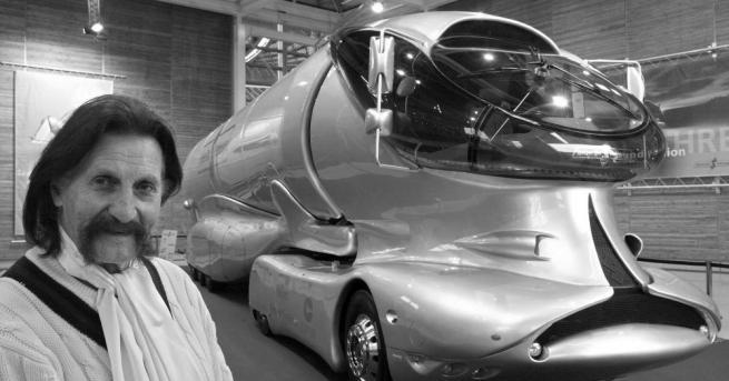 Немският дизайнер и архитект Луиджи Колани, който работеше за промишлени