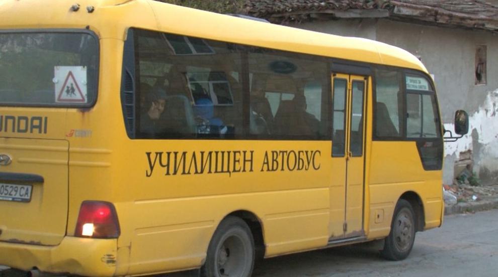 Хванаха пиян шофьор на автобус да превозва деца