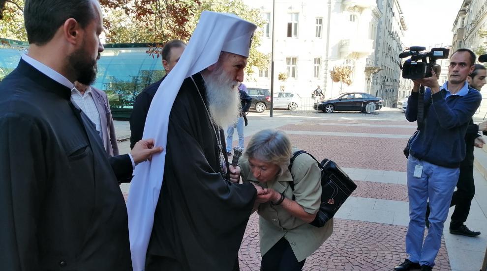 Патриарх Неофит: Нека изграждаме своя живот с Вяра, Надежда и Любов (СНИМКИ)