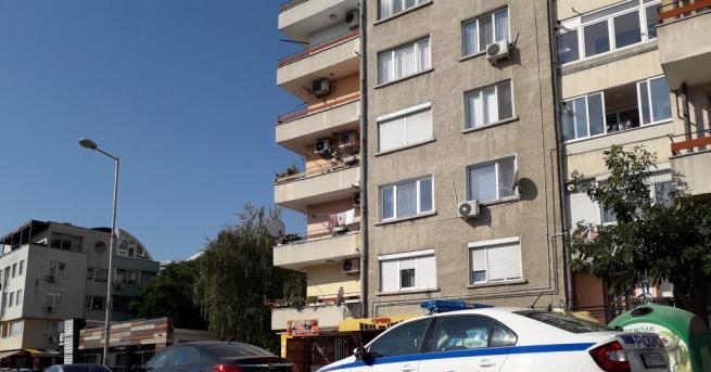 Жена падна от блок в Шумен. Инцидентът е станал тази