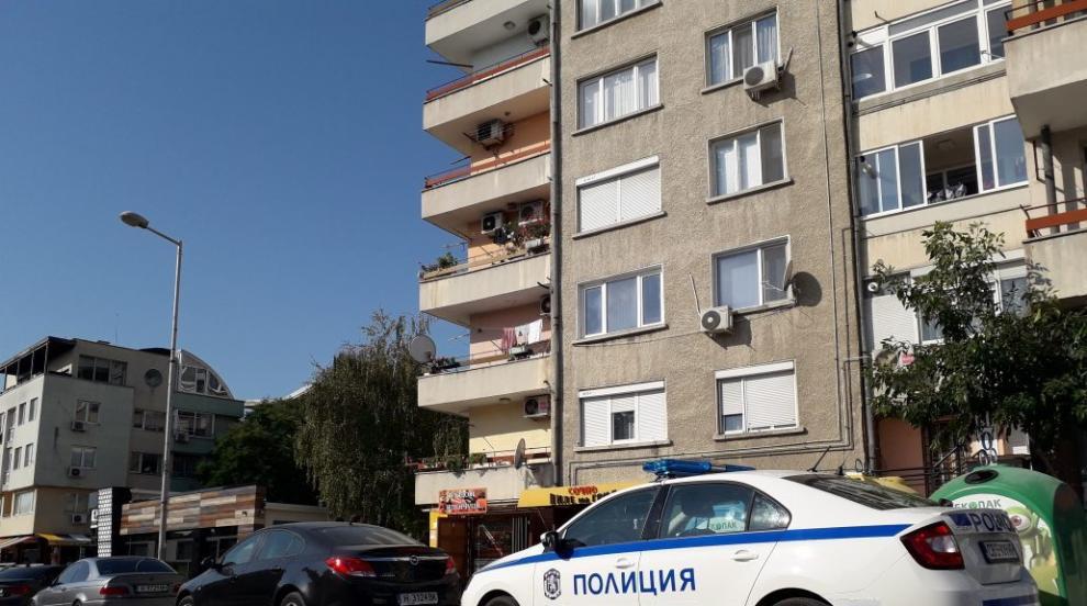Жена падна от шестия етаж на блок в Шумен
