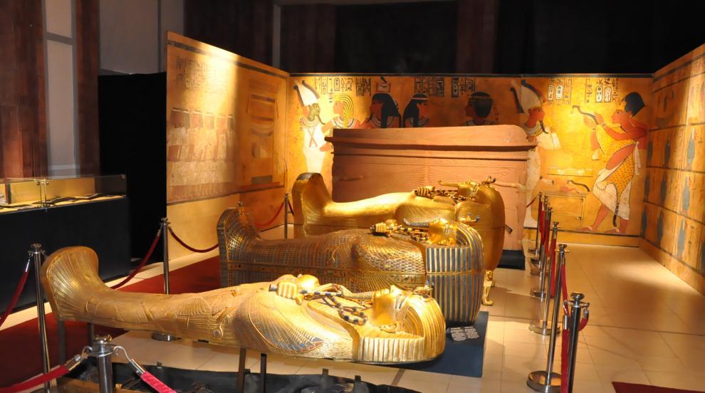 Тутанкамон на преференциални цени в Операта