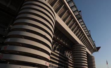 Италианското правителство е съгласно за мачове при закрити врата