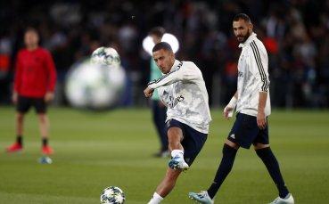 НА ЖИВО: ПСЖ – Реал Мадрид - екшън!
