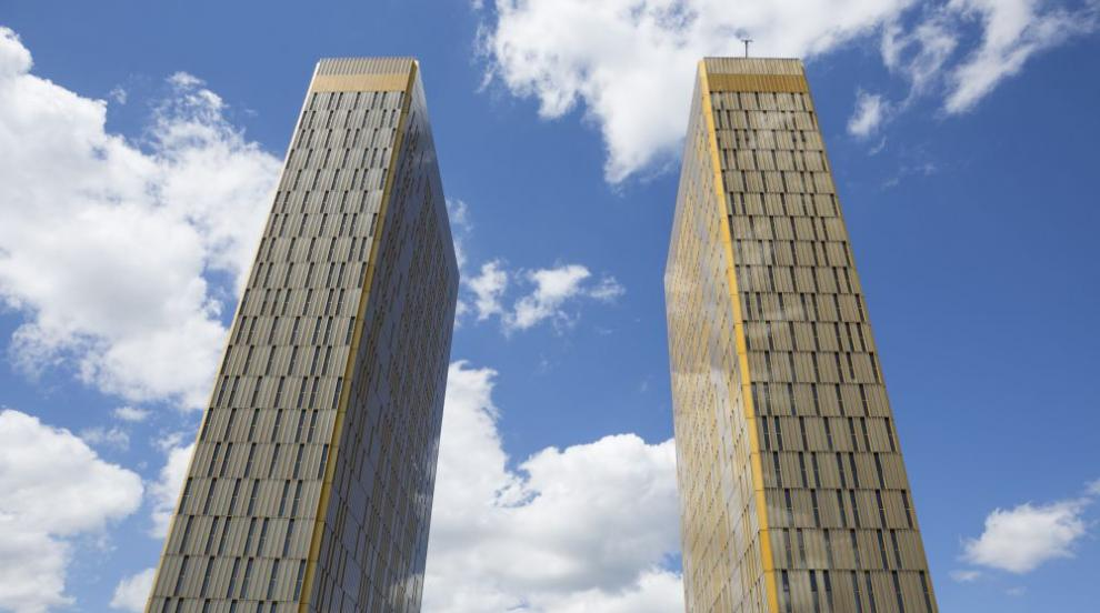 Съдът на ЕС в Люксембург открива трети небостъргач (СНИМКИ)