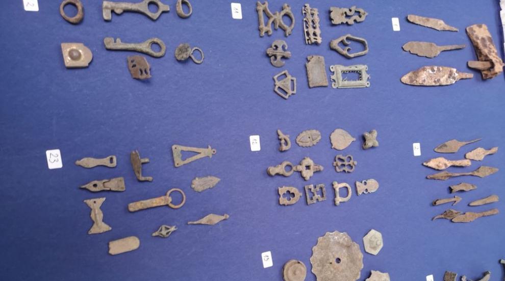 Германия ни връща незаконно изнесени археологически ценности (СНИМКИ)