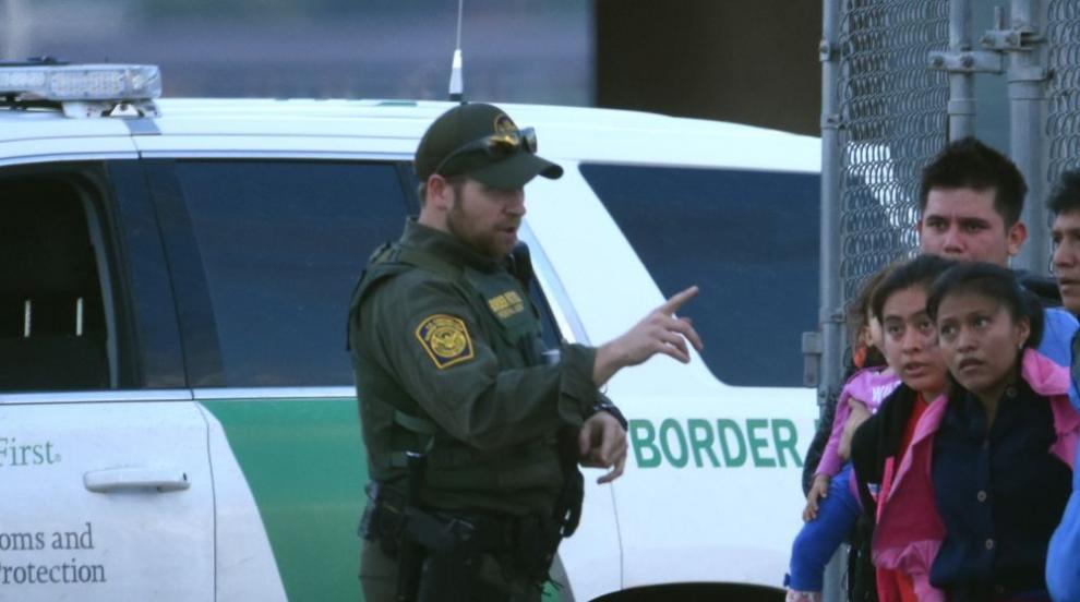 Тръмп посети стената на границата с Мексико
