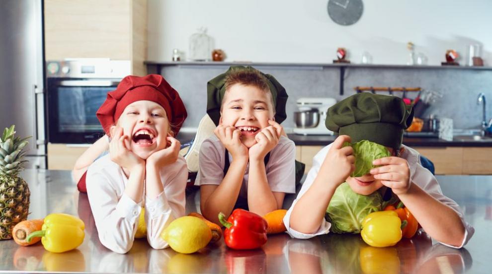 За най-малките в Бургас: Откриват нови млечни кухни