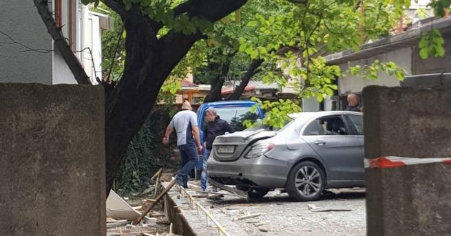 """Взрив стресна старозагорци, които живеят на ул. """"Иван Асен II"""""""