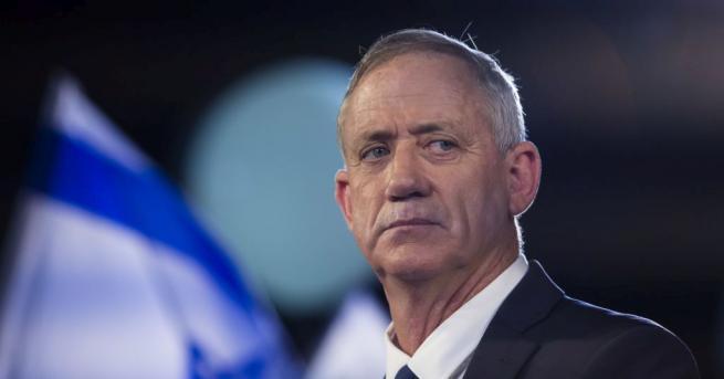 Големият съперник на Бенямин Нетаняху в израелските парламентарни избори Бени