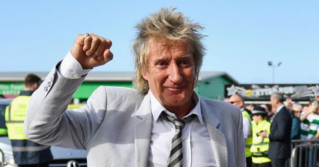 Британската рок звезда Род Стюарт обяви, че се е излекувал