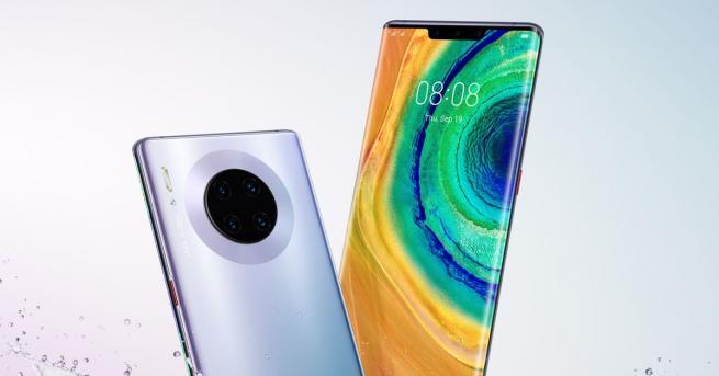 Технологии Новият Huawei Mate 30 ще използва неофициален Android Новият