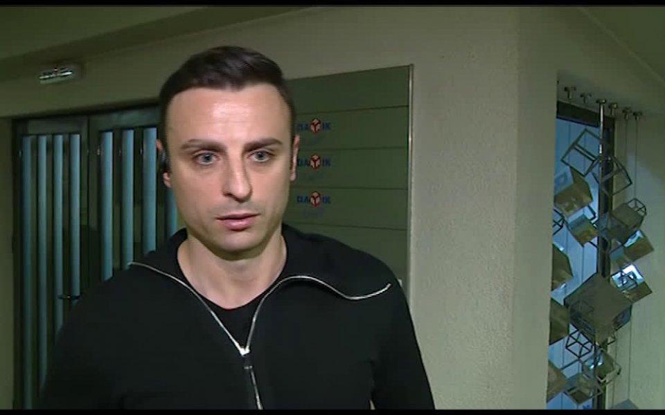 Българинът Димитър Бербатов говори ексклузивно за NOVA след обявяването си