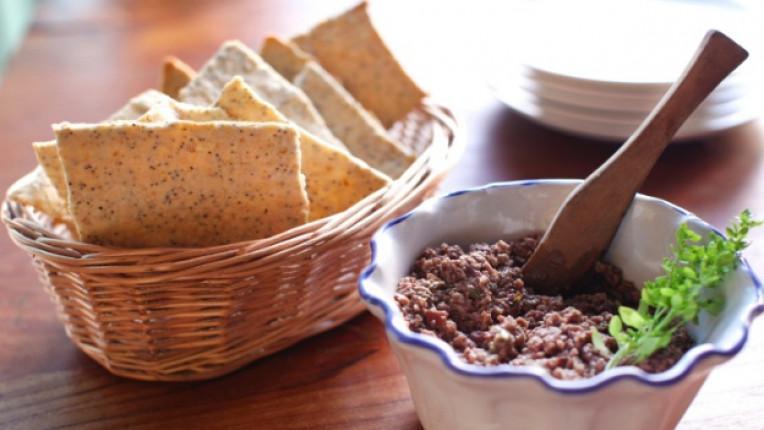 пастет маслини разядка каперси шпроти
