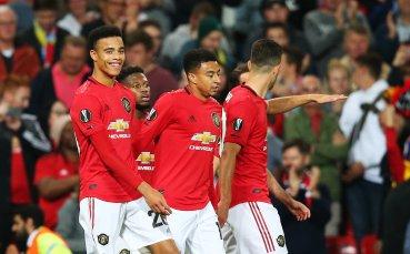 Трудно, но сладко Юнайтед стартира с успех в Лига Европа