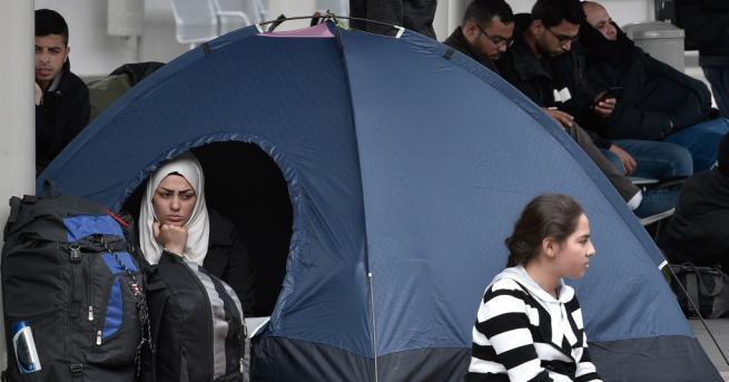 Потокът мигранти от Турция в Гърция е на най-високото си