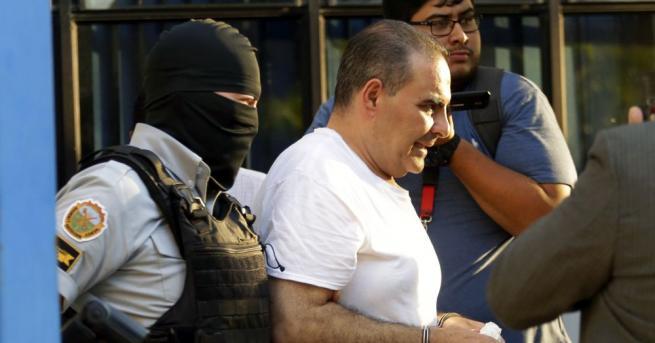 Бившият президент на Салвадор Антонио Сака беше осъден на две