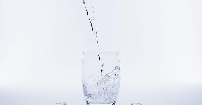Оказва се, че предложеният вчера вариант да има вода от
