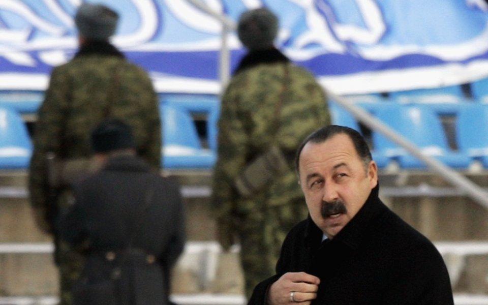Бившият старши треньор на ЦСКА Москва - Валерий Газаев, се
