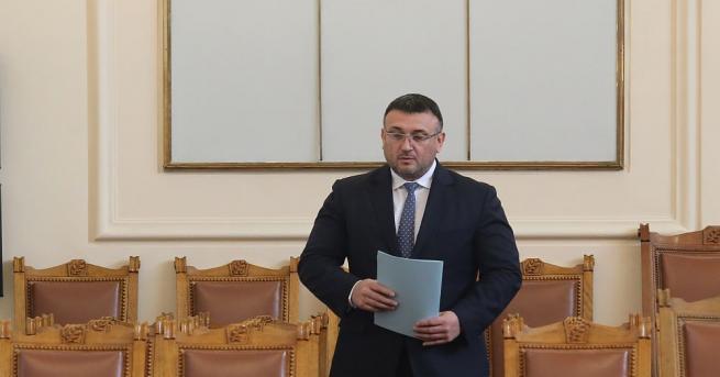 Вътрешният министър Младен Младенов коментира информацията за вероятна трета жертва