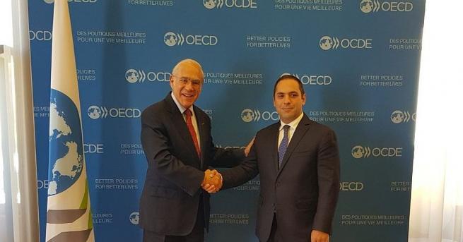 Членството на България в Организацията за икономическо сътрудничество и развитие