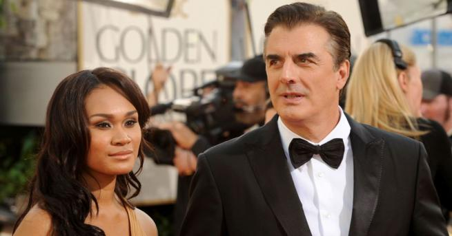 Тара Уилсън - съпругата на актьора Крис Нот, е бременна