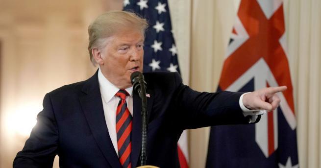 Президентът на САЩ Доналд Тръмп заплаши, че ще освободи затворници